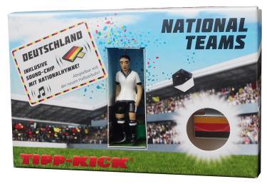 Star-Kicker Deutschland in Torwandbox