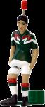 TIPP-KICK Cup mit Tasche und gratis Nationalspieler Mexiko