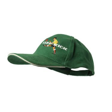 Klassische Baseball-Cap grün