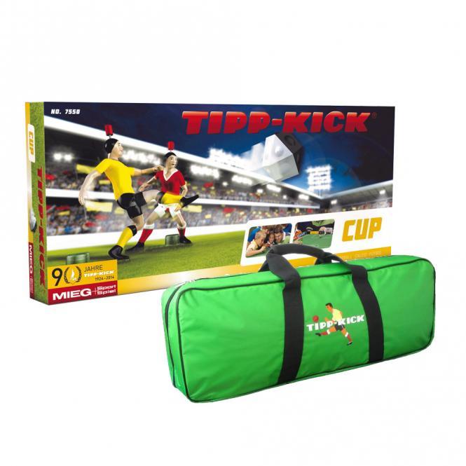Cup mit Tasche und gratis Bundesligaspieler