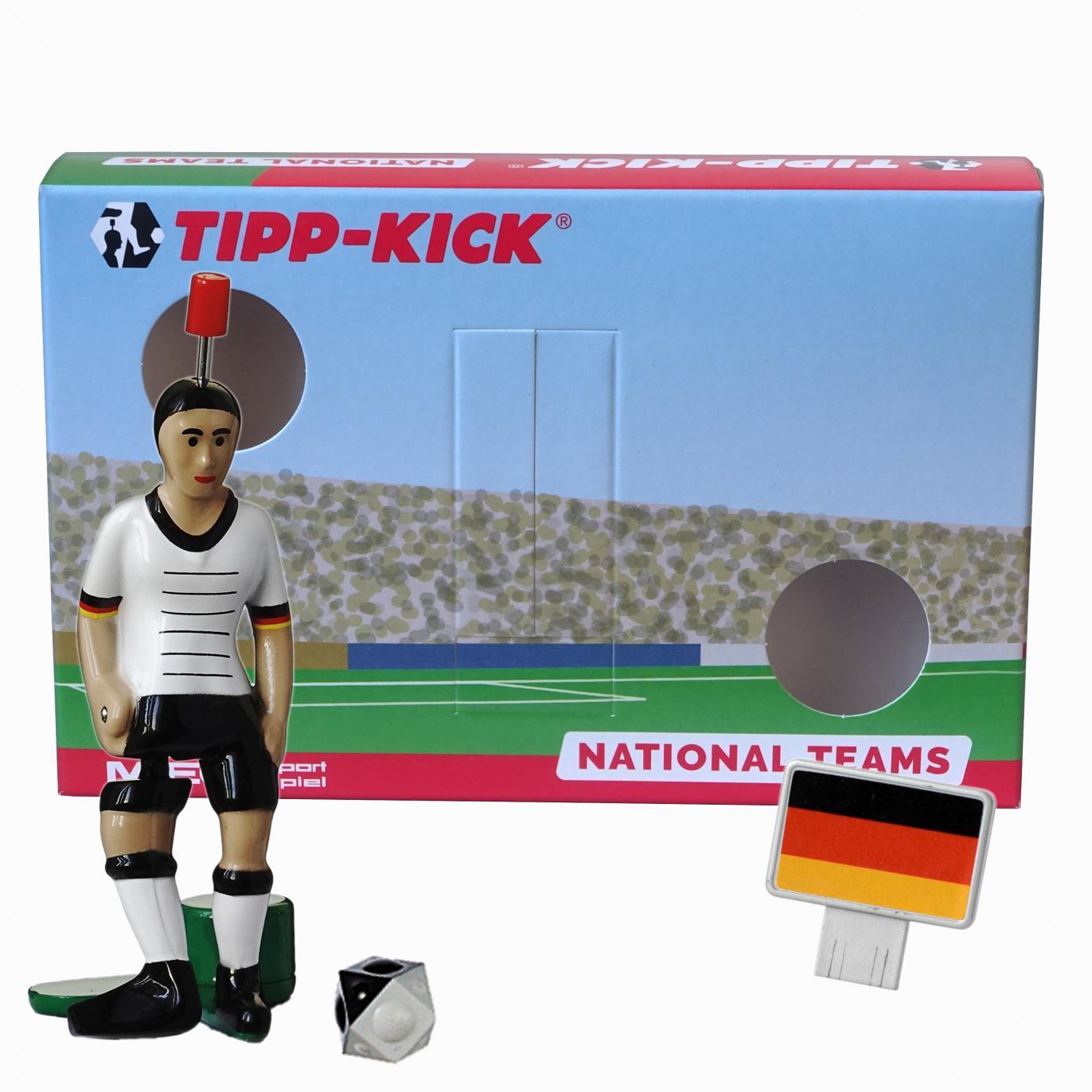 Top-Kicker Star-Kicker /& TIPP-KICK Torwart I Kick-TIPP Zubeh/ör TIPP-KICK WM Classics Weltmeister Deutschland 1990 Spieler-Set Kicker